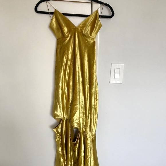 2fef4bf4cd114 Milly Dresses | Fractured Bias Slipdress | Poshmark